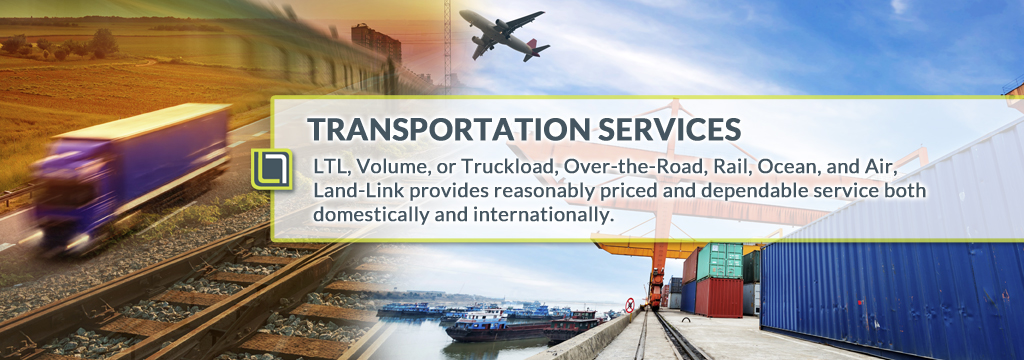 land link transportation services