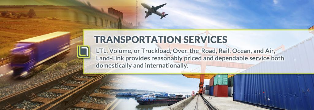land link transportation services