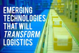 Emerging Technologies That Will Transform Logistics Image