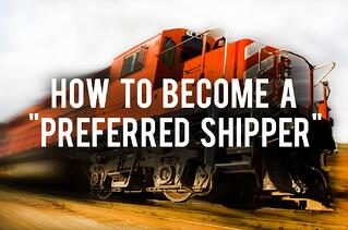 how to become a preferred shipper