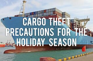 Cargo Theft Precautions for the Holiday Season