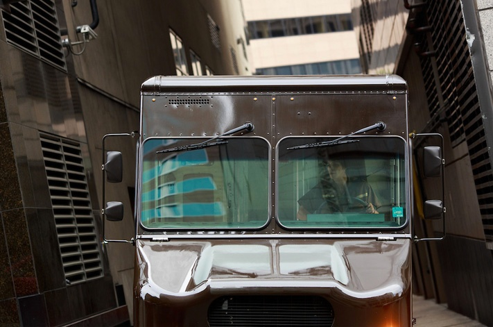 UPS Expanding Package-Pickup Locker Program