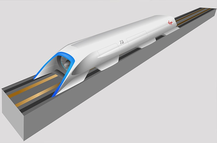 Hyperloop Technology May Play a Role in Freight Transportation