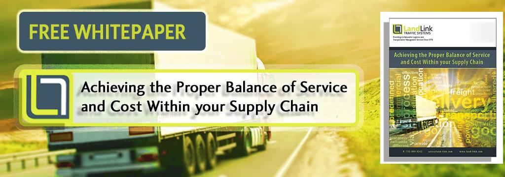 supply chain information land link